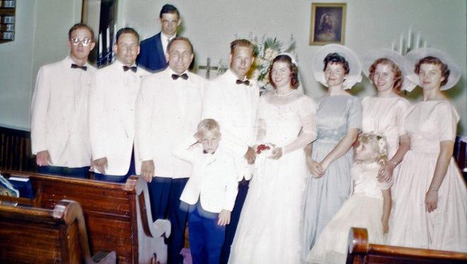 Jim and Elva Kibler
