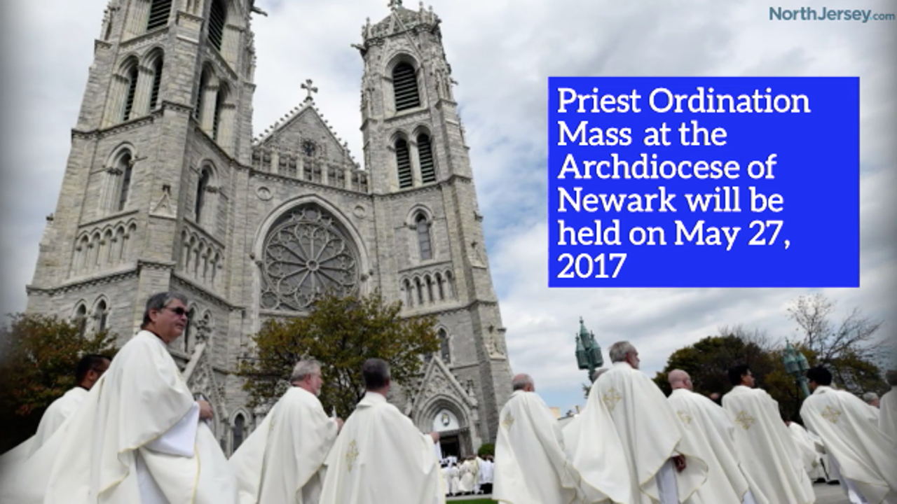 Cardinal Joseph Tobin, the Archbishop of Newark, will celebrate his first ordination Mass as head of the Archdiocese on May 27, 2017, this Saturday. Four of the seven to be ordained are foreign born.