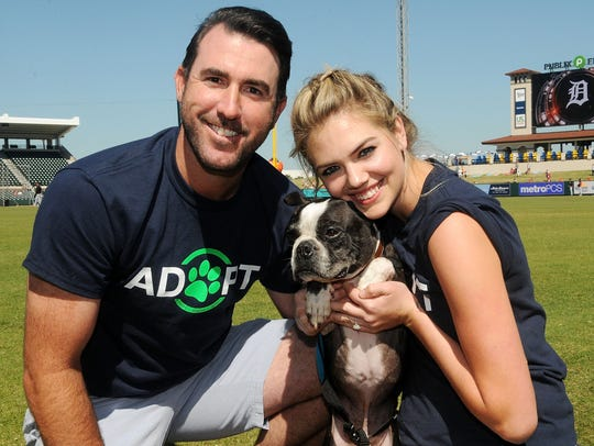 Kate Upton and Justin Verlander host their third annual