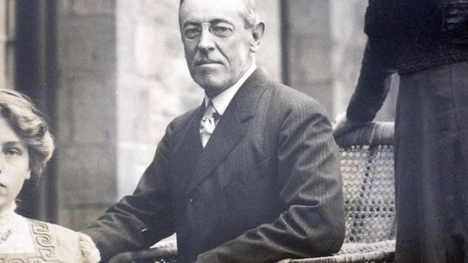 President Woodrow Wilson, who graduated from Princeton, was president of the school from 1902 to 1910.