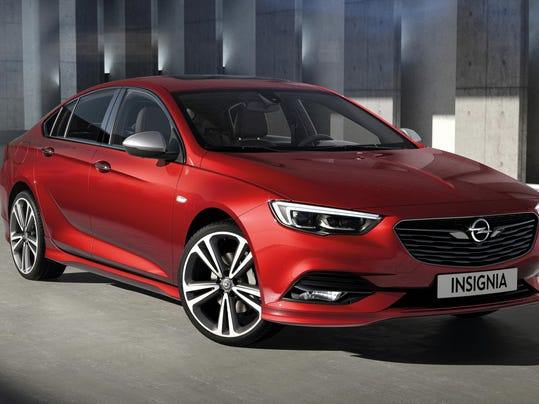 opel insignia may offer sneak peek at buick regal. Black Bedroom Furniture Sets. Home Design Ideas