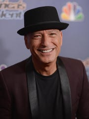 Howie Mandel performs stand-up comedy 7 p.m. March 3 at Spirit Mountain Casino in Grand Ronde. $40; ages 21 and over only.