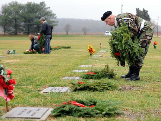 Wreaths of Remembrance