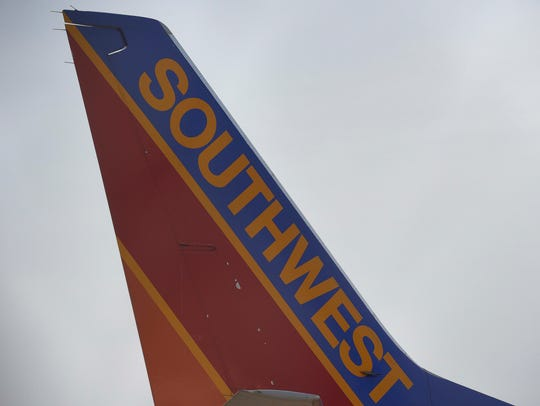 Many Southwest flights are canceled and delayed at