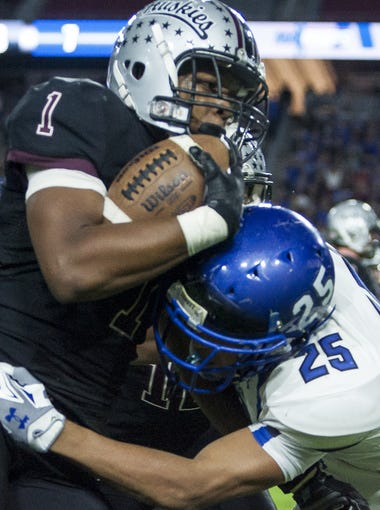 Scott Bordow lists five rivalry games that will have packed stands and extra meaning this fall and five games that should be on the schedule every year, regardless of classification.