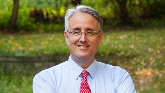Rich Madaleno, a state senator in Maryland, is running
