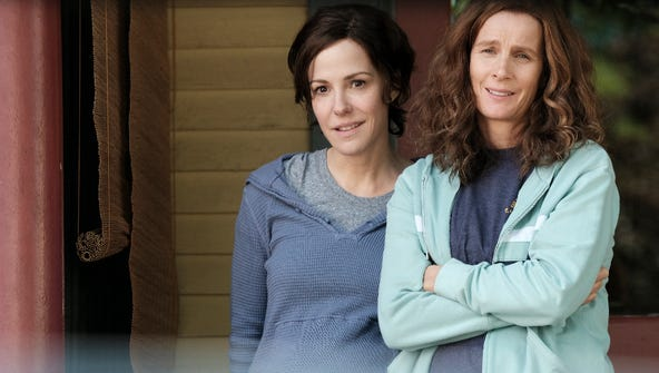 Mary-Louise Parker and Rachel Griffiths star in ABC's