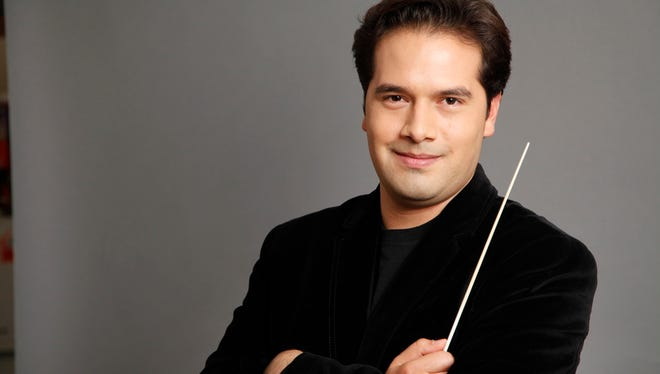 Robert Trevino returns in 2017 to conduct the Shippensburg Festival Symphony Series for a fifth time.