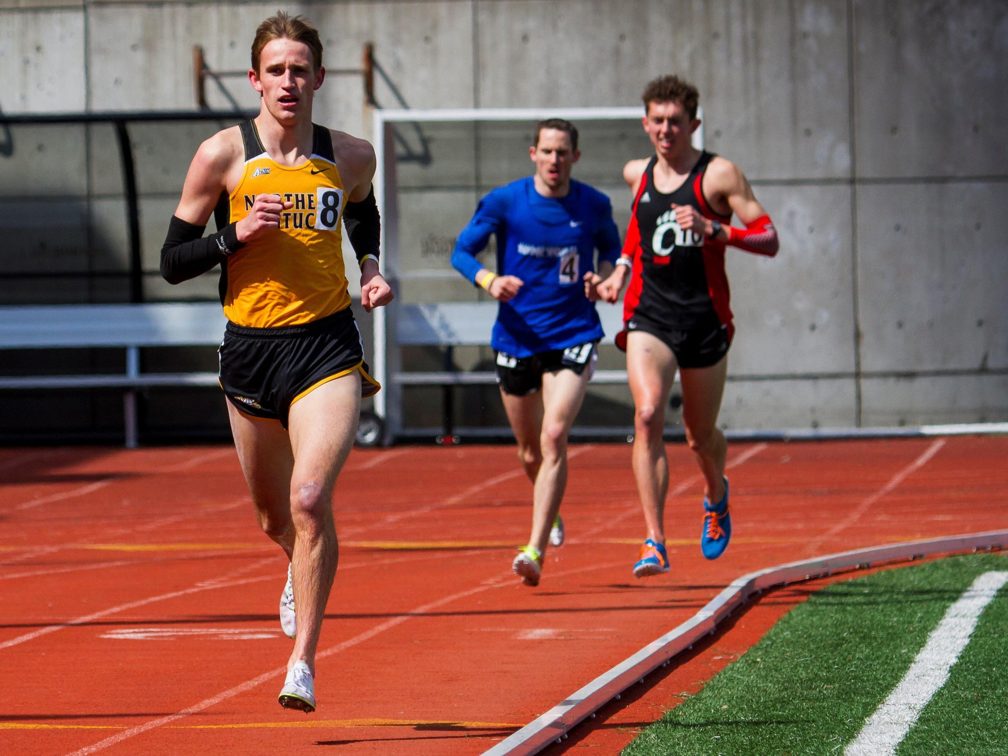 John Michael Griffith, a 2014 Highlands High School graduate, became the first Norse athlete to qualify for USA Track and Field Junior Outdoor Championships.