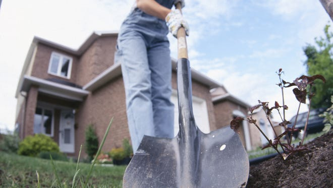 """We """"dig"""" spring, but hitting utility lines isn't cool. Always call 811 before you dig to avoid serious trouble."""