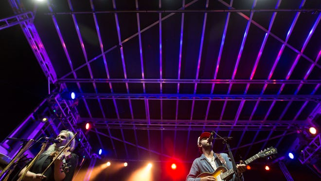 Head and the Heart headline RamFest in 2016. The 2018 concert was recently postponed due to its planned headliner cancelling their tour.