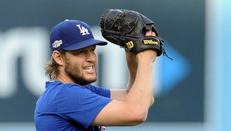 Clayton Kershaw is scheduled to start Game 6 for the Dodgers.