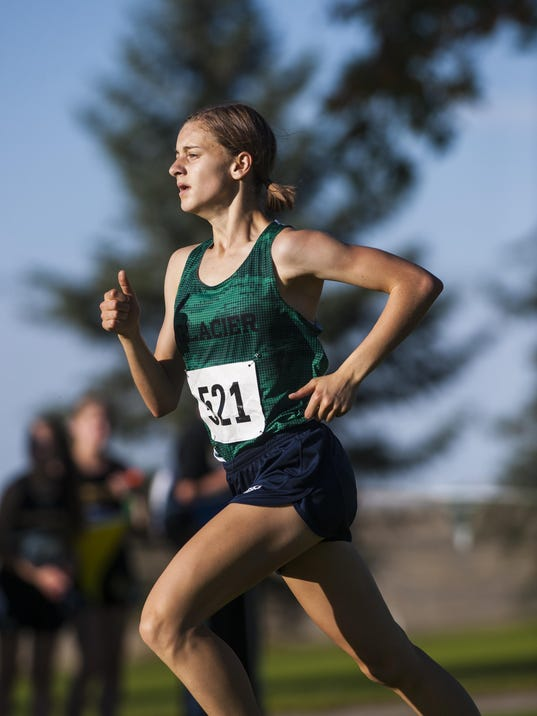 Great Falls Invitational cross country meet