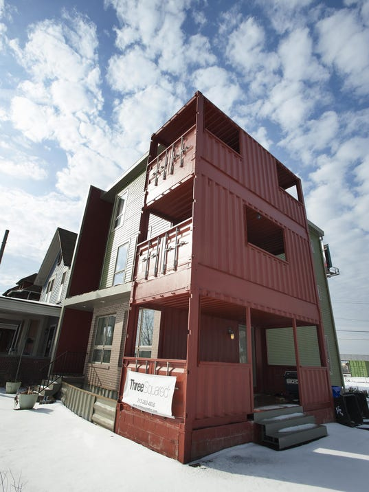 Shipping Container Projects Pop Up Around Detroit