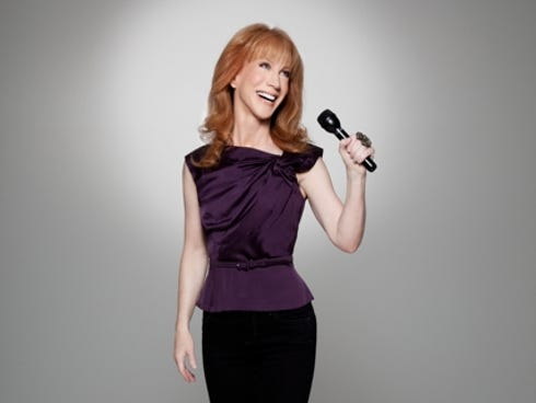 Everyone's favorite D-lister Kathy Griffin makes a stop in Las Vegas on March 15 and May 23 ($59.99-$79.99).
