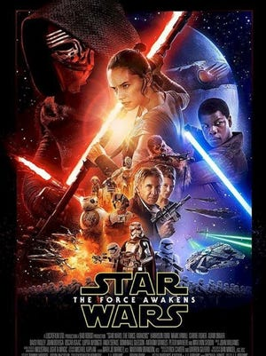 """""""Star Wars: The Force Awakens"""" opens with preview screenings on Thursday."""
