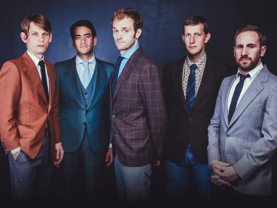 The Punch Brothers are headed to Mesa Arts Center.