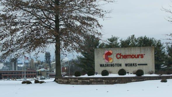 DuPont's former Washington Works plant, since transferred