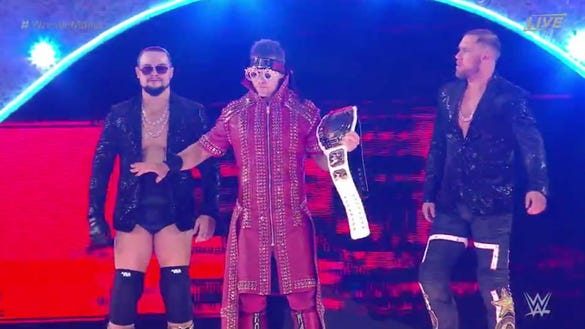 The 32 best moments from WrestleMania 34