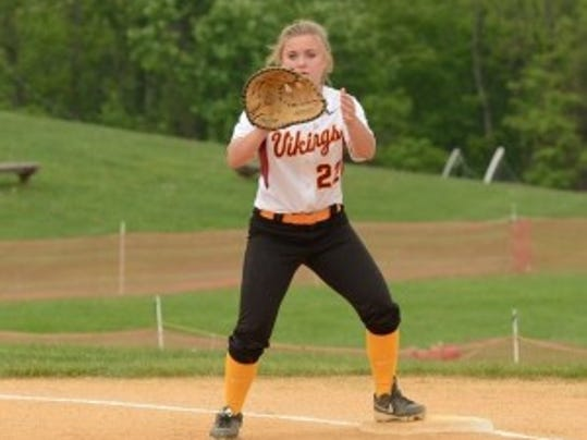 Voorhees freshman Hannah Schiavo is the Courier News Player of the Week