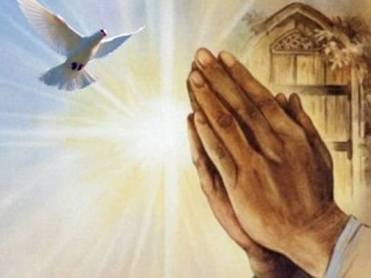 PrayingHands-Dove-and-Star-300x266