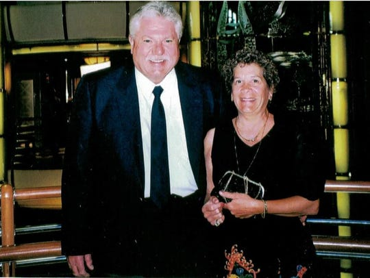 George and Debra Veit said their cruise on French America