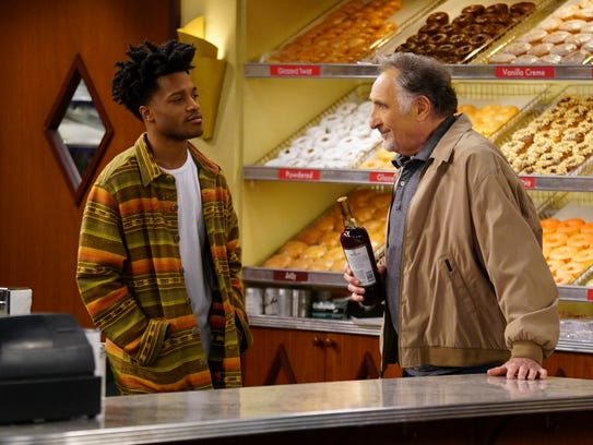 """""""Superior Donuts,"""" starring Jermaine Fowler and Judd Hirsch, was canceled after two seasons on CBS."""