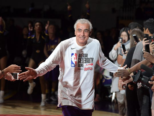 Milwaukee Bucks co-owner Marc Lasry has played in four NBA all-star celebrity games.