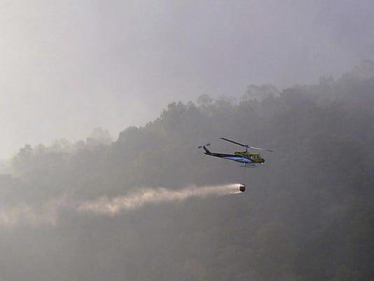 Western North Carolina Wildfires-The Latest