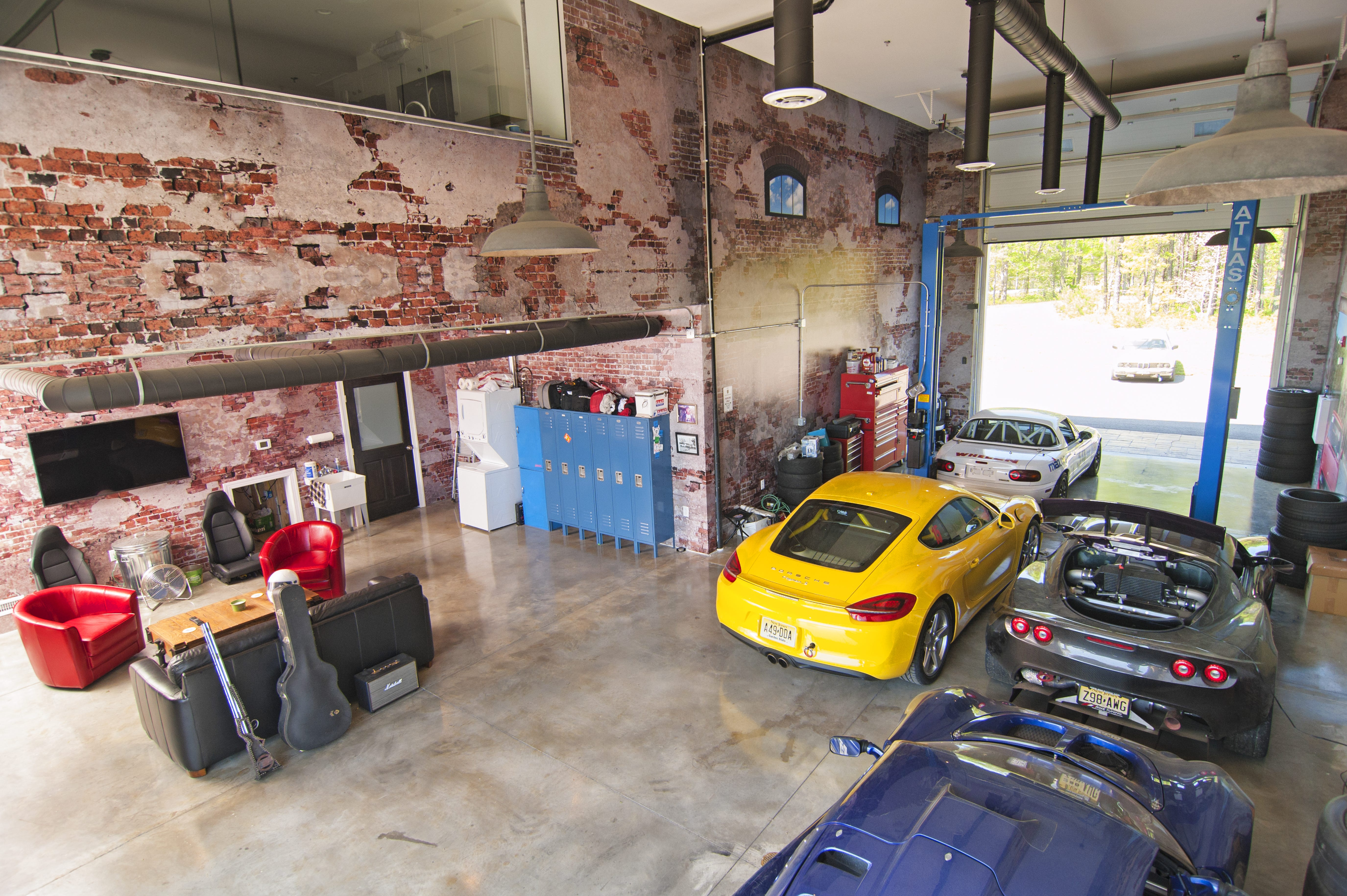 travel exotic car garages are car lovers dream rh mycentraljersey com home bar shop home care shop weston