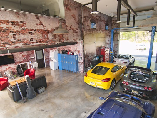 Travel Exotic Car Garages Are Car Lovers Dream