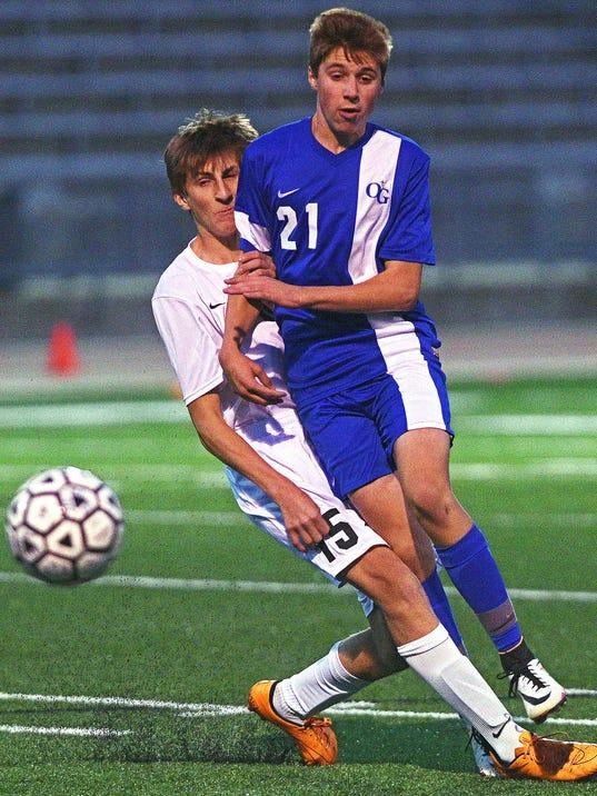 O'Gorman-Washington Boys Soccer