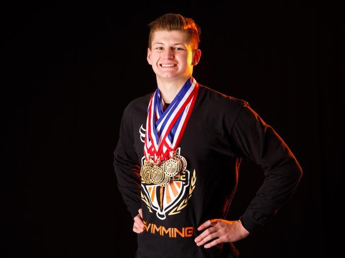Ian Shultz, a Sprague High School junior, is a finalist