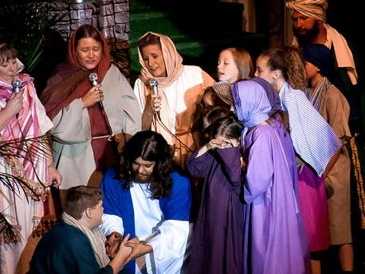 1- Passion Play