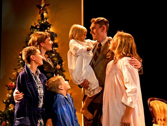 """""""It's A Wonderful Life The Musical"""", will be performed"""
