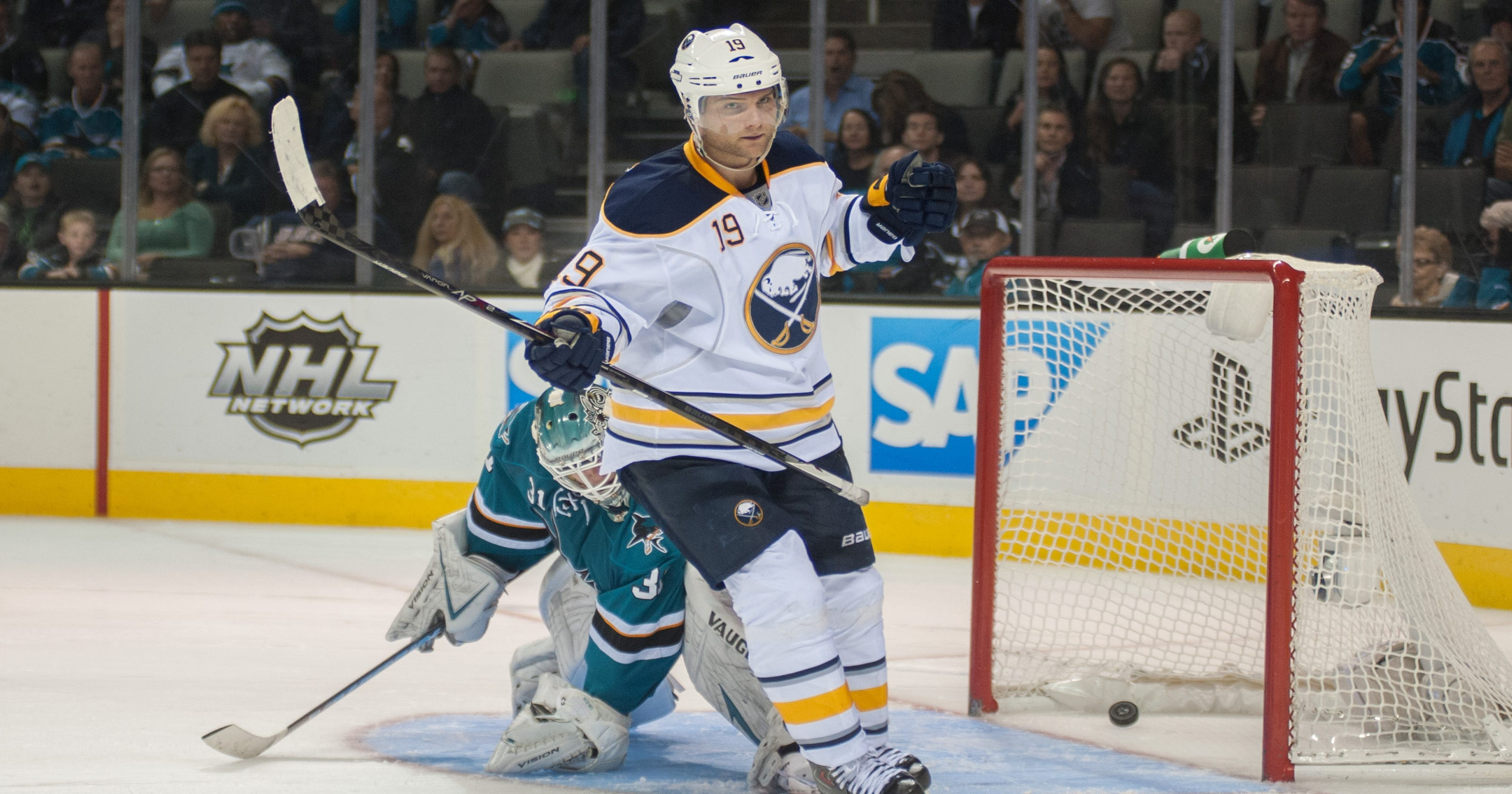 NHL roundup  Sabres upend Sharks in shootout 07d33a949