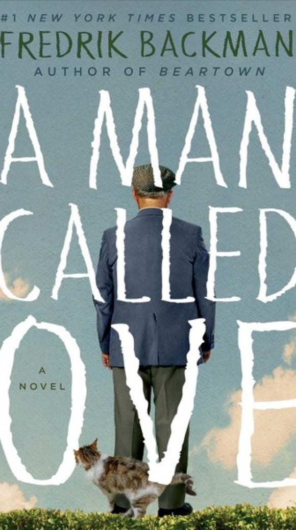 """A Man Called Ove"" is the inaugural selection for the"