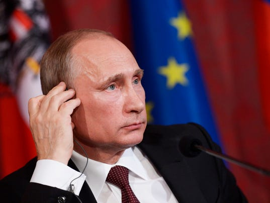 Vladimir Putin says Russia does not want to split the European Union