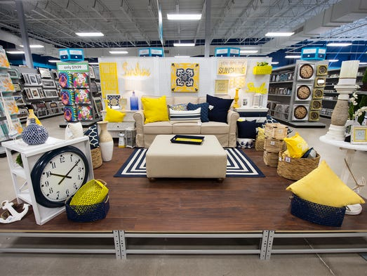 at home decor superstore opens in west manchester decor superstore at home arrives in burnsville with 3 000