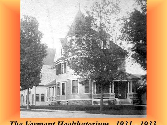 1931-1933 healthatorium