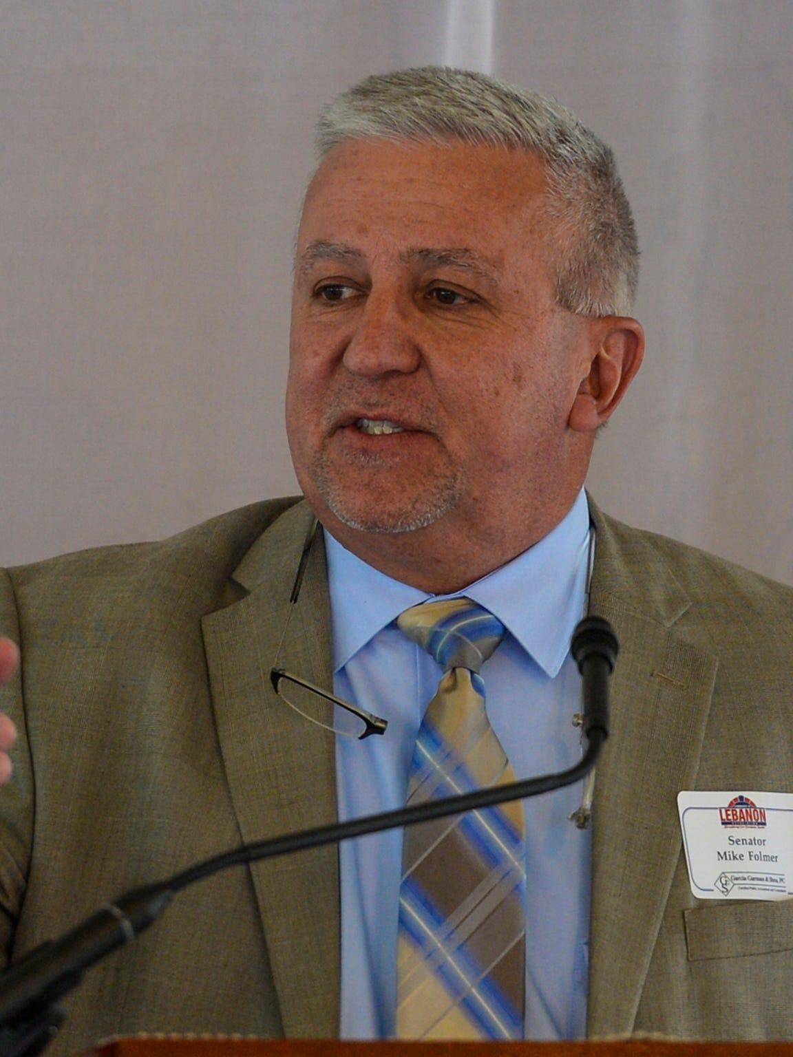 State Sen. Mike Folmer