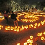 11/27-12-31: LAS NOCHES DE LAS LUMINARIAS | Enjoy the beauty of the Valley in winter at the Desert Botanical Garden. The park will glow from the candelight of 1000s of luminarias as you walk among the cactuses under the desert night. Along the way enjoy a cup of hot cider and listen to the holiday sounds of carolers, handbell choirs and mariachi bands. DETAILS: 5:30-9:30 p.m. Nov. 27-28; Dec. 3-6 (members only); Dec. 10-13; Dec. 16-23; Dec. 26-31. Desert Botanical Garden, 1201 N. Galvin Parkway, Phoenix. $30; $12.50 for ages 3-12. Members: $25; $10 for age 3-12. 480-941-1225, dbg.org.