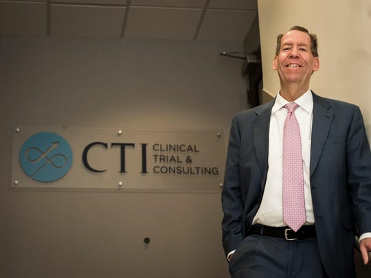 Timothy J. Schroeder is founder and CEO of CTI Clinical Trial and Consulting Services. The company announced Wednesday, Aug. 15, it would move  its headquarters to Covington from Blue Ash.