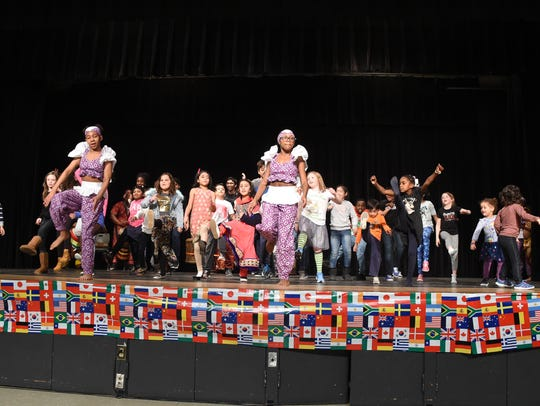 Wardlaw+Hartridge community celebrates cultures at