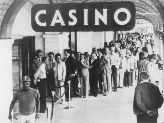 Resorts casino 1978 opening.