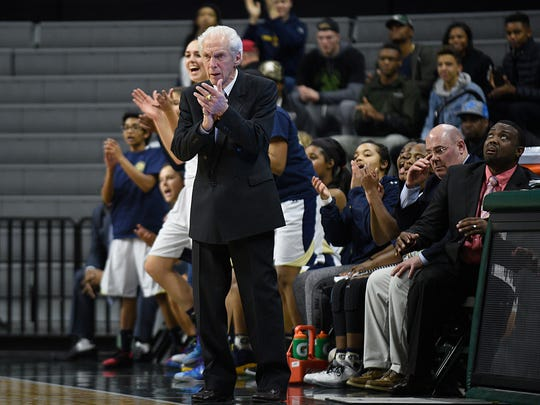 Head coach Frank Orlando is hoping to lead Detroit Country Day to its 17th state championship game appearance in his 37 years at the Beverly Hills-based school.