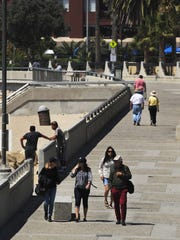 Ventura is asking voters to approve a half-cent sales tax for community improvements.