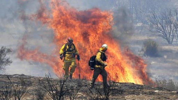 California Wildfires_Robl