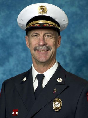 Southfield Fire Chief Keith Rowley drowned July 31 in Lake St. Clair