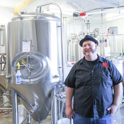 Matthew Killikelly is a partner in Santiam Brewing